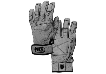 Caving gloves