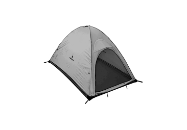 Tents for alpine tours