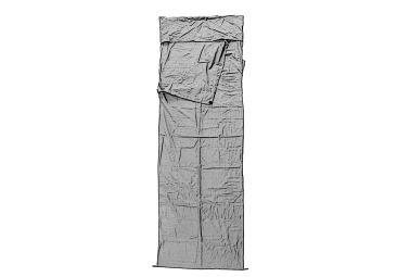 Hut sleeping bags & inlets