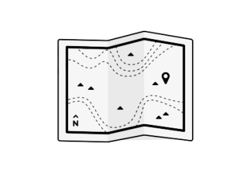 Kartenmaterial