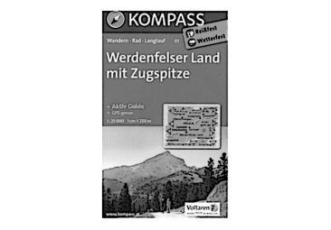 Kompass Trekking-Maps