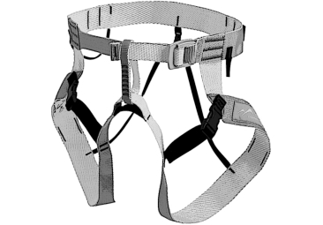 Leightweight harnesses