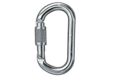 Oval carabiners
