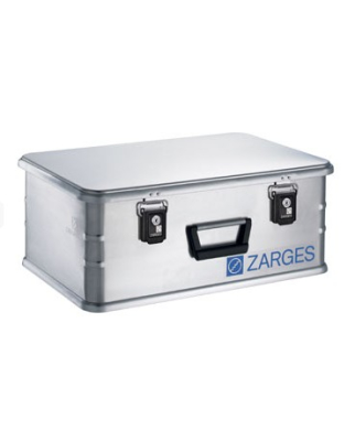 Zarges - Box Mini 42 l (60cm x 40 cm x 24 cm)