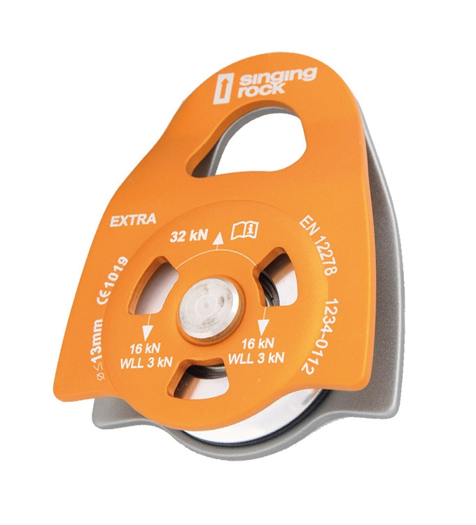 Singing Rock Rolle Pulley Mini roll Seilrolle
