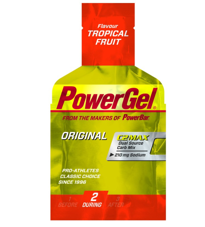 Powerbar - PowerGel Tropical Fruit 41g