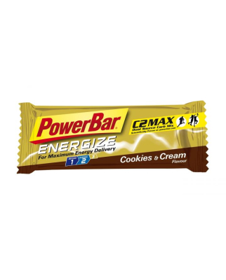 PowerBar - Energize Cookies Cream (10er Pack)