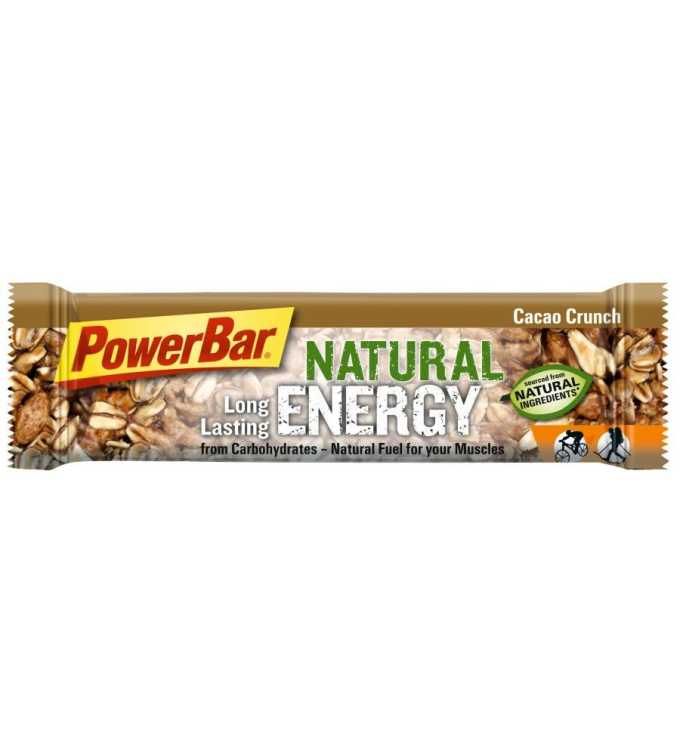 PowerBar - Natural Energy Cacao Crunch (5er Pack)