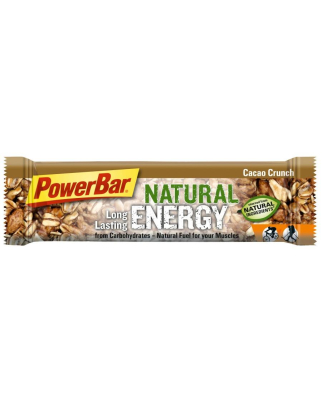 PowerBar - Natural Energy Cacao Crunch (25er Pack)