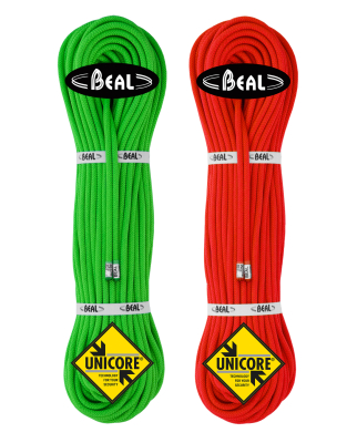 Beal - Gully 7,3mm 60m rot