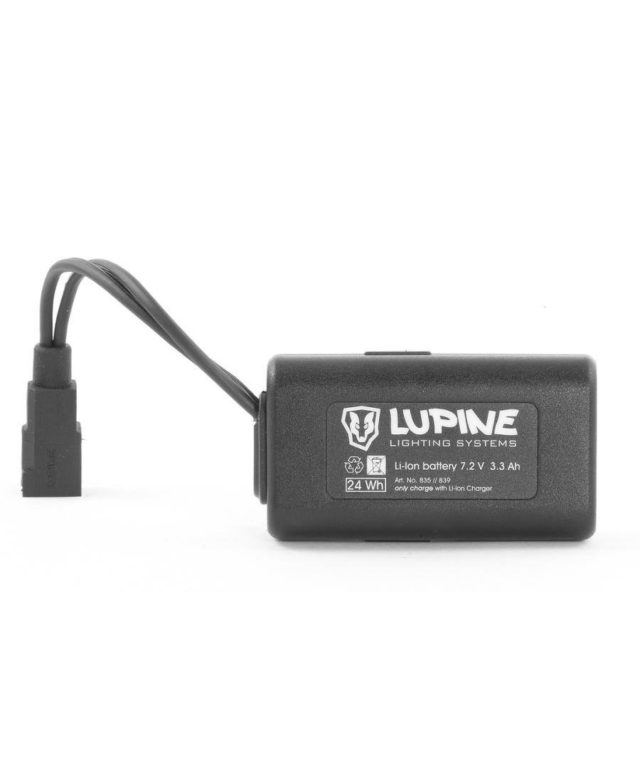 Lupine - 3.5 Ah Hardcase FastClick Akku