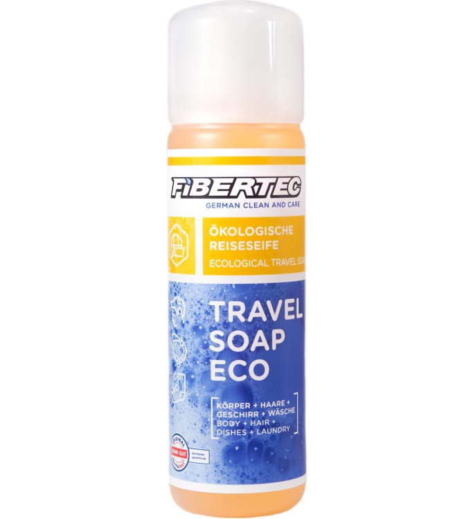 Fibertec - Travel Soap Eco