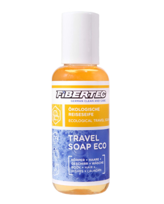 Fibertec - Travel Soap Eco 100ml