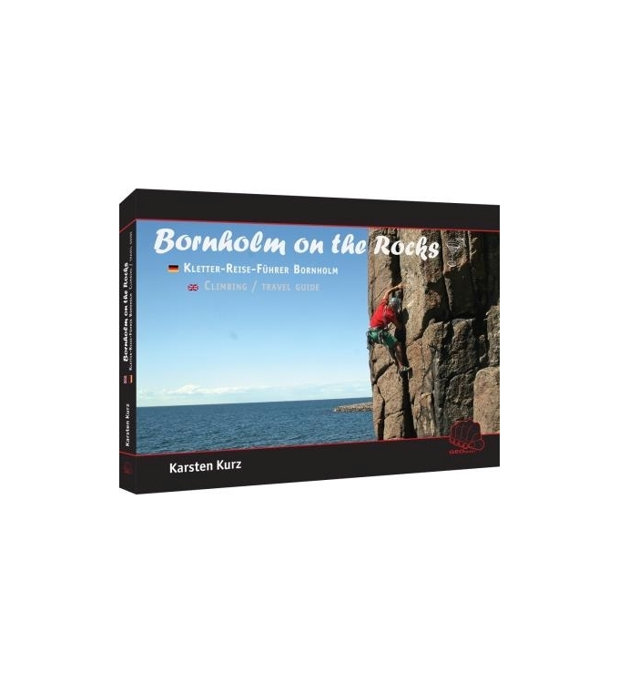 Geoquest Verlag - Kletterführer Bornholm Bornholm on the Rocks