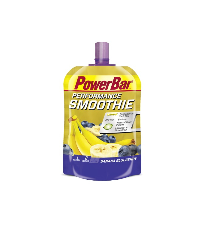 Powerbar - PowerBar Performance Smoothie Banana Blueberry