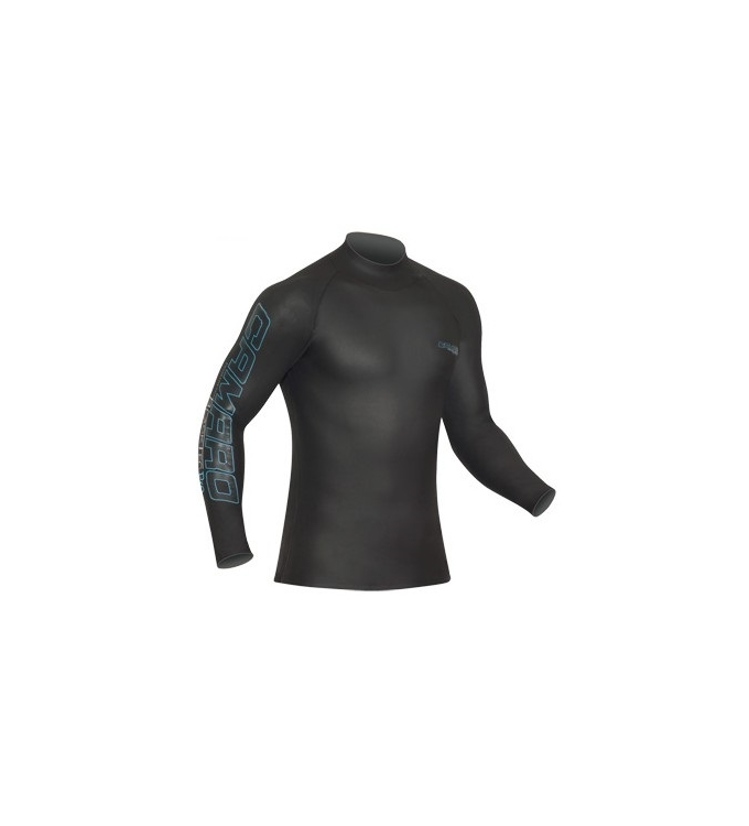 Camaro - Rashguard Blacktec 1.0 Competition Shirt