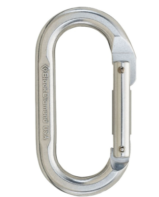 Black Diamond - Oval Karabiner