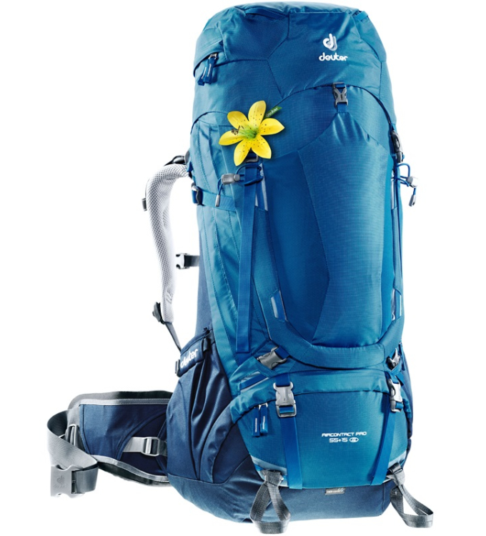 Deuter - Aircontact Pro 55 + 15 SL (Auslaufmodell)