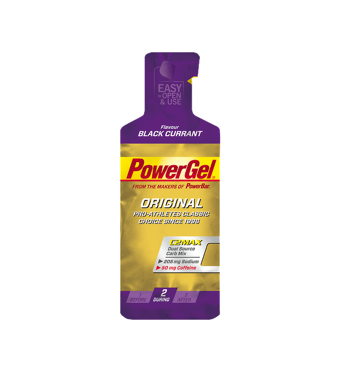 Powerbar - PowerGel Black Currant 41g