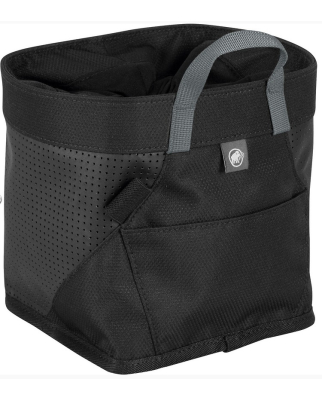 Mammut - Stitch Boulder Chalk Bag black
