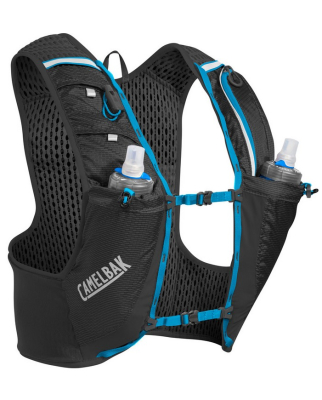 Camelbak - Ultra Pro Vest black/atomic blue