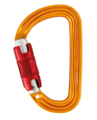 Petzl - SmD Twist Lock
