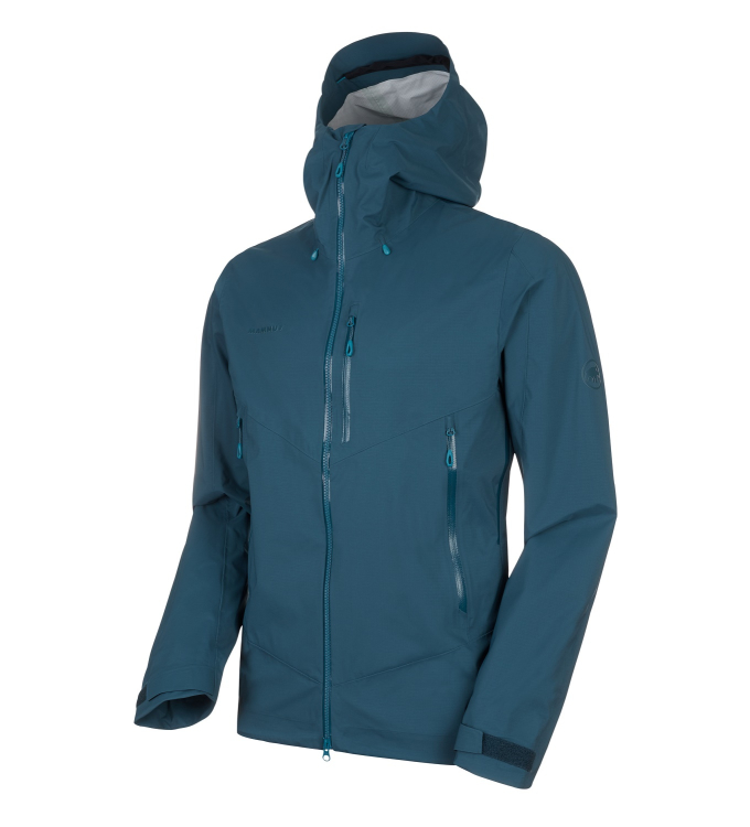 Mammut - Kento HS Hooded Jacket Men - Regenjacke