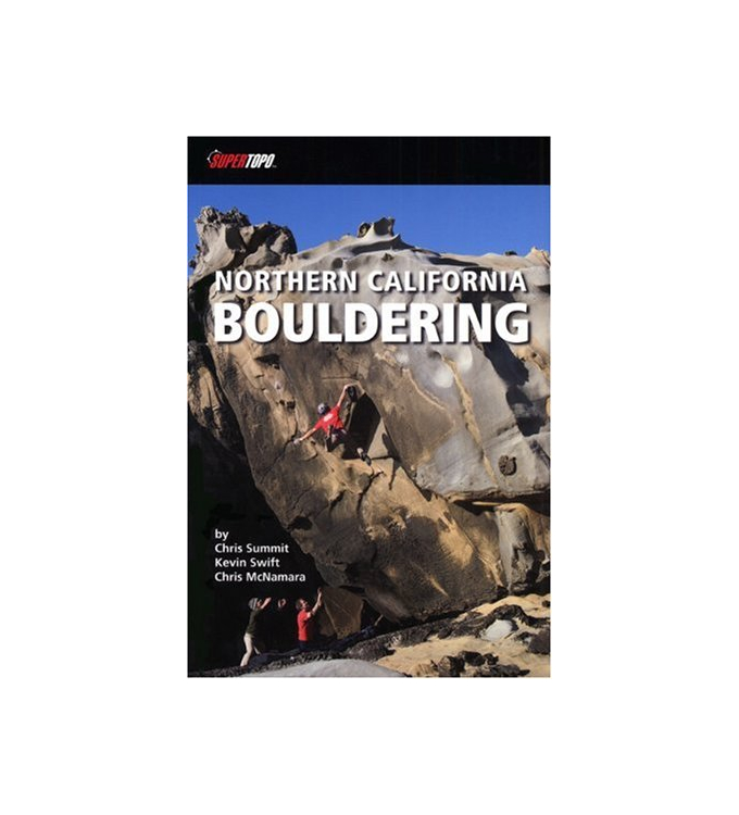 Supertopo Verlag - Northern California Bouldering