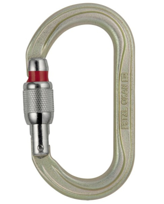 Petzl - Oxan Screw-Lock