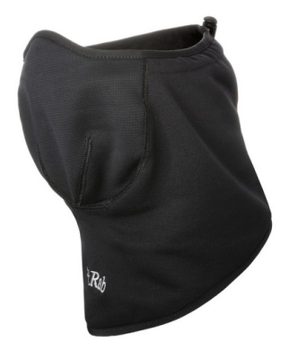 Rab - Shadow Neck Shield black