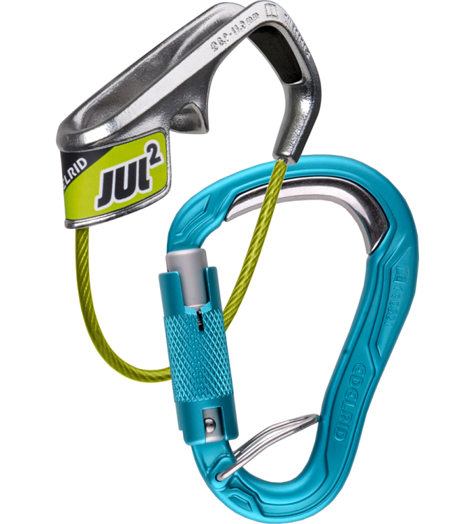 Edelrid - Jul² Belay Kit Bulletproof Triple