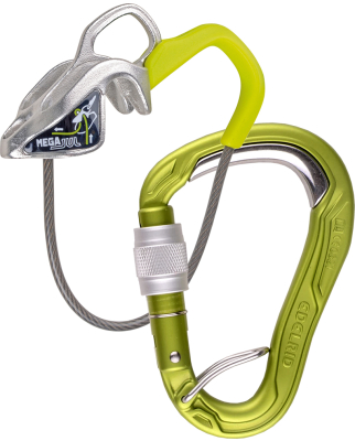 Edelrid - Mega Jul Belay Kit Bulletproof Screw