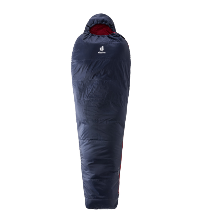 Deuter - Dreamlite navy-cranberry