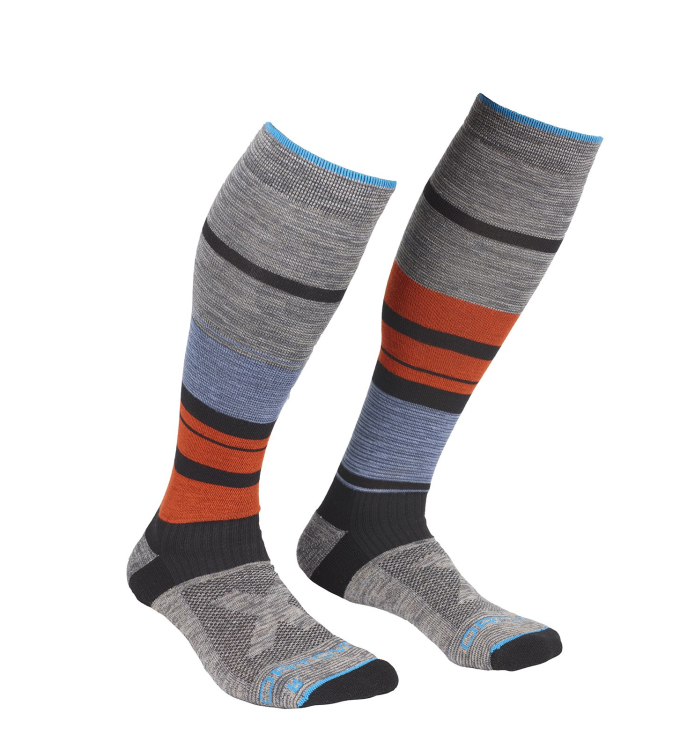 Ortovox - All Mountain Long Socks Warm Merino