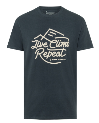 Black Diamond - Live Climb Repeat T-Shirt